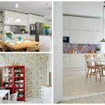 Incrível Papel de Parede para Cozinha Lavável 40 Dicas Papeis De Parede Para Cozinha